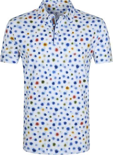 R2 Poloshirt Multicolour Sonnenblume