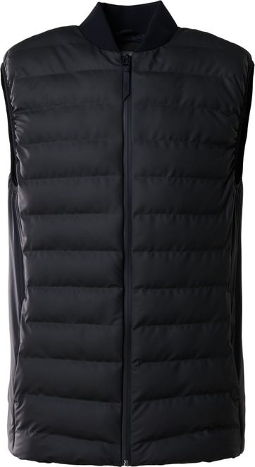Rains Bodywarmer Trekker Black