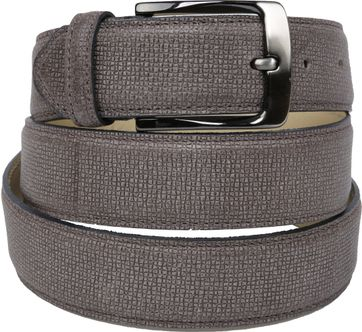Rehab Belt Buffalo Wall Grey