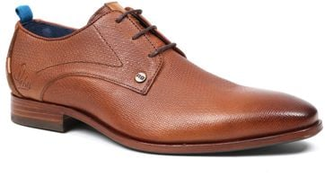 Rehab Shoe Greg Wall Cognac