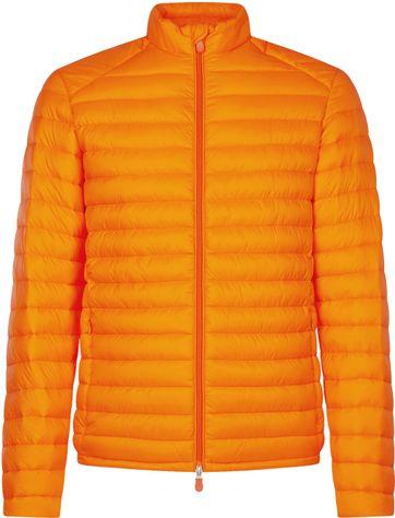 Save The Duck Jacke Giga X Orange
