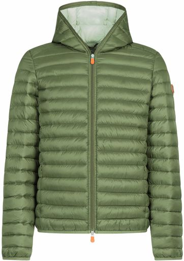 Save The Duck Jacket Giga Olive