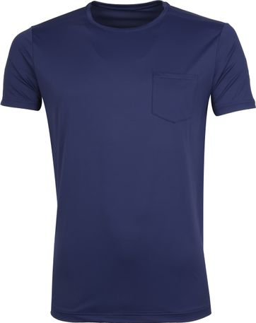 Save The Duck T-shirt Navy Stretch
