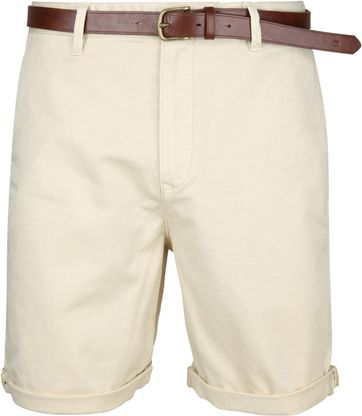 Scotch and Soda Classic Shorts Beige