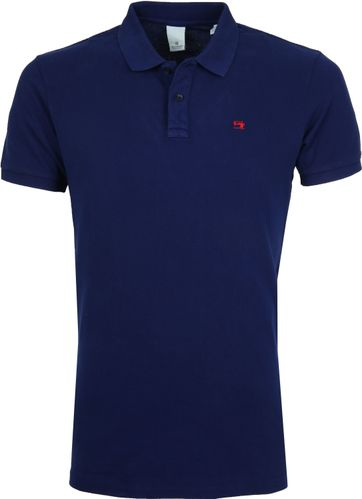 Scotch and Soda Poloshirt Dark Blue
