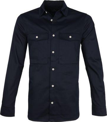Scotch and Soda Shirt Dark Blue