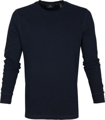 Scotch and Soda Sweater Dark Blue