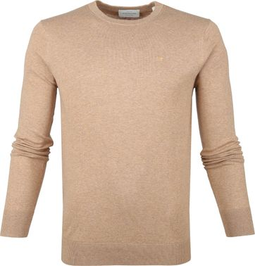 Scotch and Soda Trui Camel
