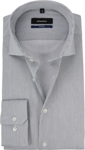 Seidensticker Grey Shirt