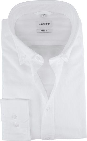 Seidensticker Hemd Regular Weiß