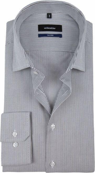 Seidensticker MF Hemd Streifen