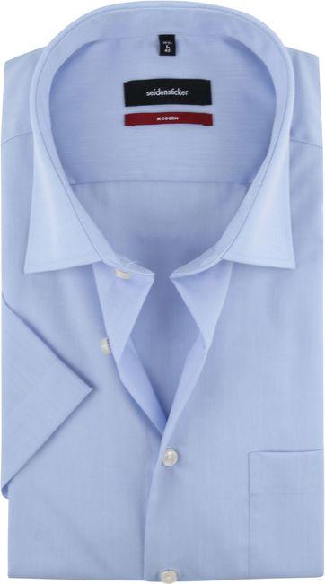 Seidensticker Overhemd Lichtblauw 15