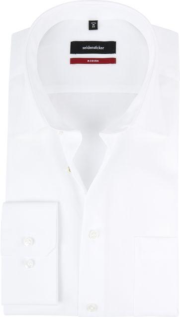 Seidensticker Overhemd Wit