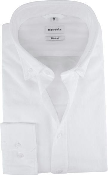 Seidensticker Shirt Regular White