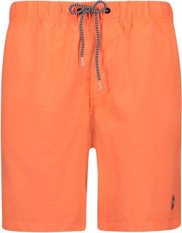 Shiwi Badeshorts Solid Mike Orange