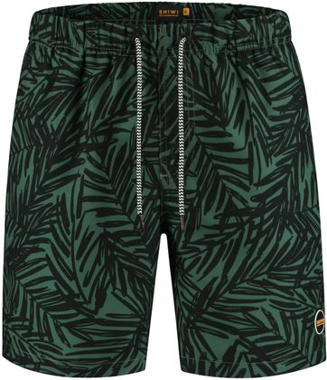 Shiwi Swimshorts Jungle Dark Green