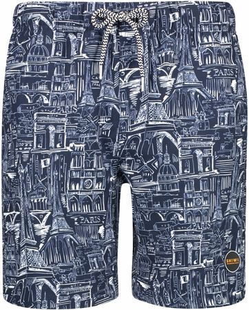 Shiwi Swimshorts Paris Navy