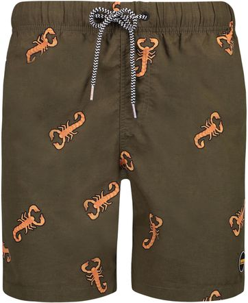 Shiwi Swimshorts Scorpion Dark Green