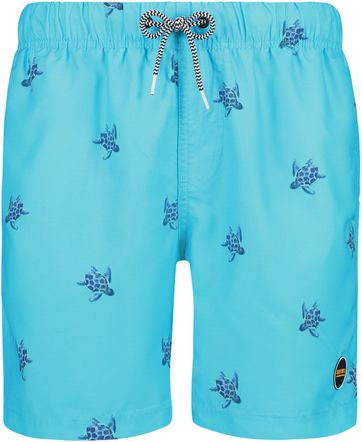 Shiwi Swimshorts Turtle Blue