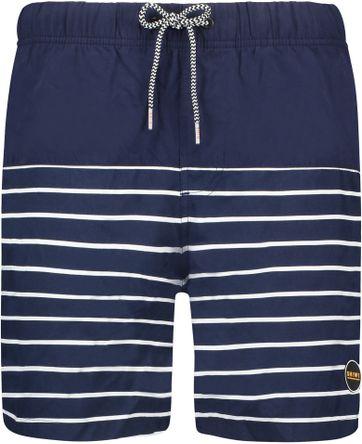 Shiwi Swinshorts Stripes Navy