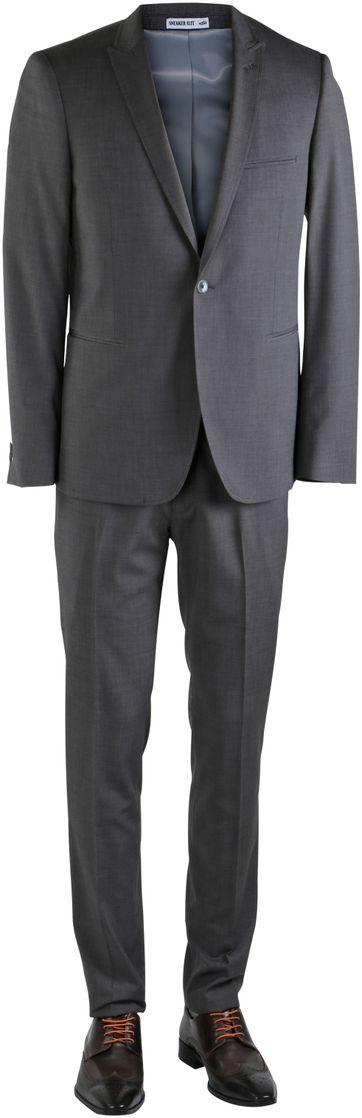Sneaker Suit Grau