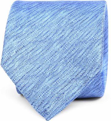 Stropdas Zijde Blauw K81-2