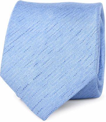 Stropdas Zijde Blauw K81-5