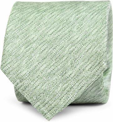 Stropdas Zijde Groen K81-21