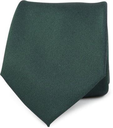 Stropdas Zijde Groen K81-22