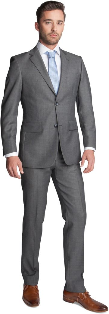 Suit Dark Grey Proculus