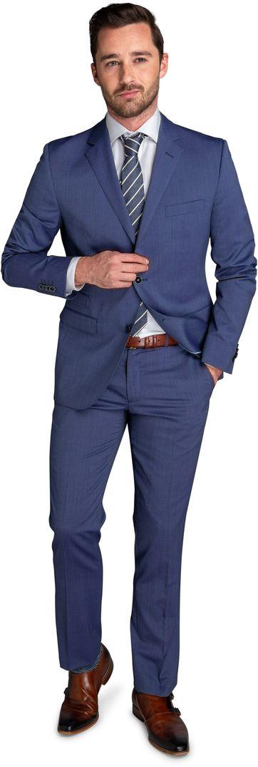 Suitable Anzug Amsterdam Blau