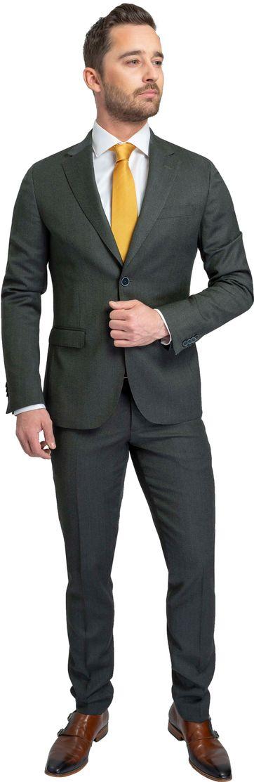 Suitable Anzug Strato Dunkelgrün
