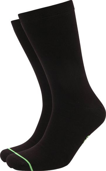 Suitable Bamboo Socks Black