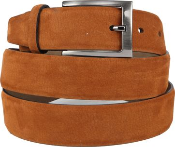 Suitable Belt Suede Brown