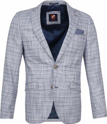 Suitable Blazer Adami Blue