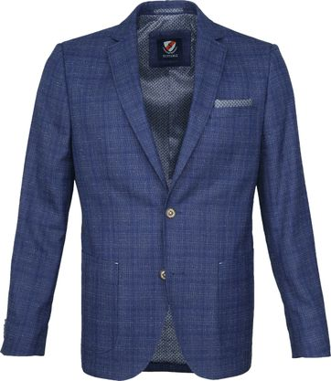 Suitable Blazer Akova Blau