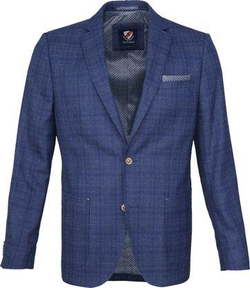 Suitable Blazer Akova Blauw