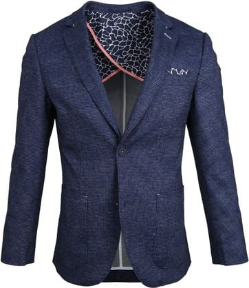 Suitable Blazer Canavaral Design Navy