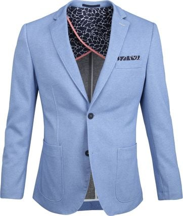Suitable Blazer Cocoa Blue