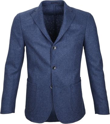 Suitable Blazer Easky Blau