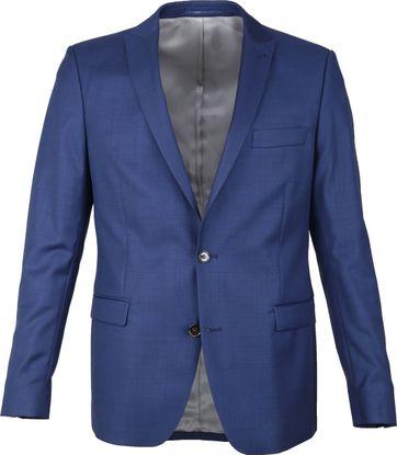 Suitable Blazer Evans Blue