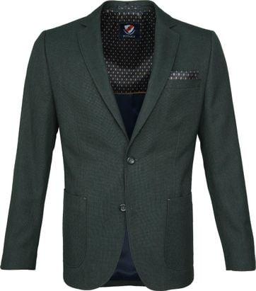 Suitable Blazer Fyn Dark Green