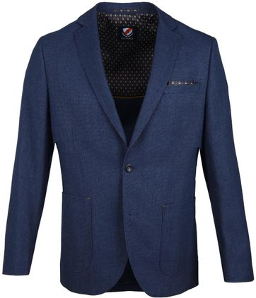 Suitable Blazer Fyn Dunkelblau