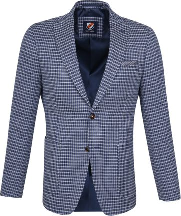 Suitable Blazer Patras Blauw