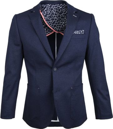 Suitable Blazer Sharpes Navy