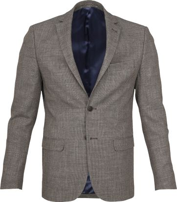 Suitable Blazer Stravos Grau