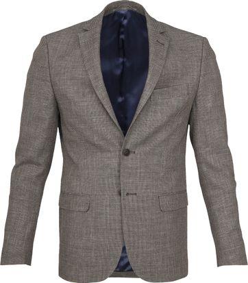 Suitable Blazer Stravos Grey