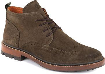 Suitable Brogue Boots Grün