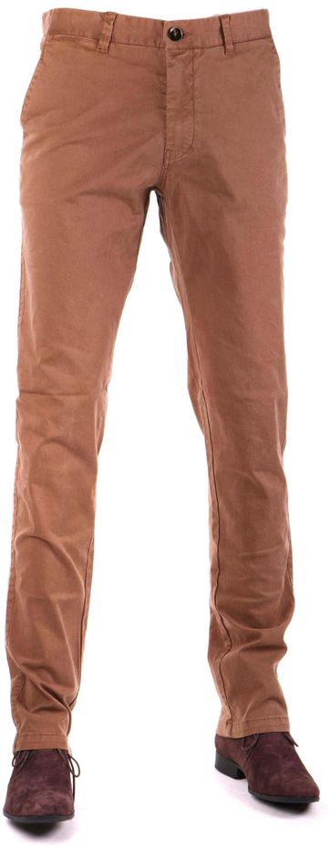 Suitable Chino Arnold Camel