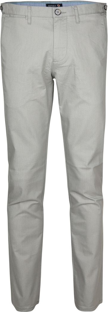 Suitable Chino Locke Grey